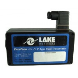 Lake Monitors FF-P05-WN2-CA Differential Pressure Flow Meter