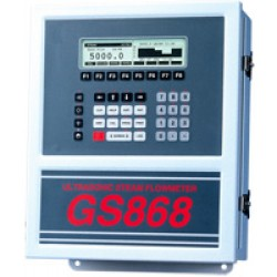 GE Panametrics GS868 Ultrasonic Flow Meter