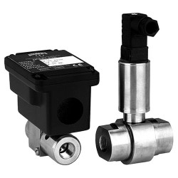 Winters Instruments LTD DIFFERENTIAL PRESSURE TRANSMITTER