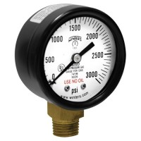 Winters Instruments PCG COMPRESSED GAS PRESSURE GAUGE
