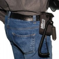 U.E. Systems HTS-201 Grease Caddy Holster Set