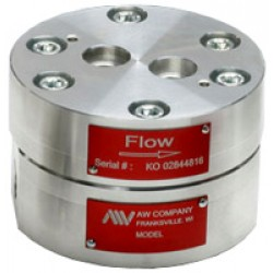 AW MicroFlow Positive Displacement Flow Meter