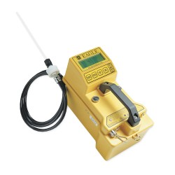 RKI Instruments 72-5103RK-1000 Eagle Portable Monitor for High Range H2S, 0 - 1000 ppm